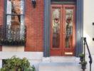 1 front door